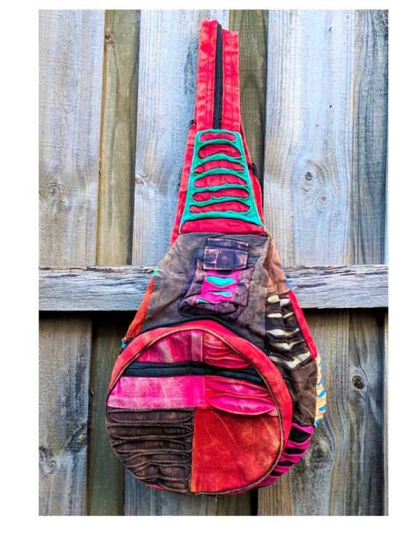 Hippie Hobo Backpack