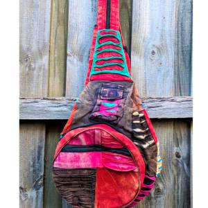 Hippie Hobo Backpack