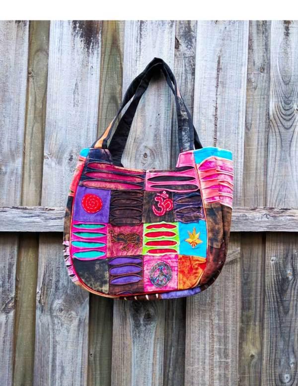 Matka Razor Cut Hippie Bag