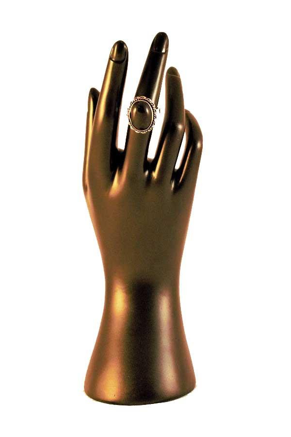 Onyx Stone Ring