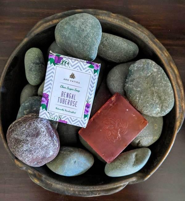 Arovatika Bengal Tuberose Soap 100 grams