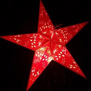 Star Lantern Pink