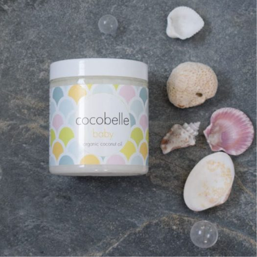 cocobelle baby coconut oil review
