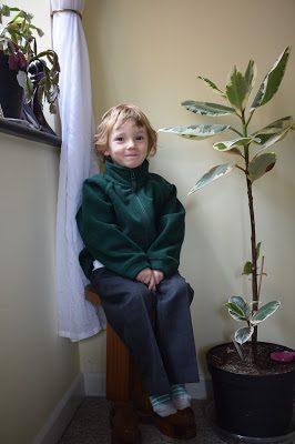 Starting school - uniform review