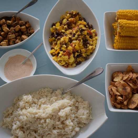 Caribbean vegetarian recipes