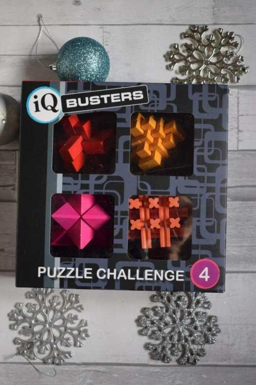 Stocking filler puzzle chalenge