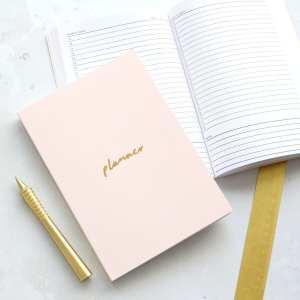 blogging accessories planner