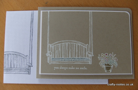 crafty-rootes.co.uk - Stampin Up - Sitting Here