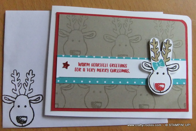 crafty-rootes.com - Stampin Up Cookie Cutter Christmas