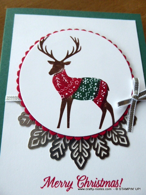 Stampin Up Merry Patterns