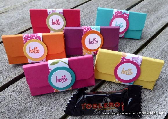 Triangulr mini boxes