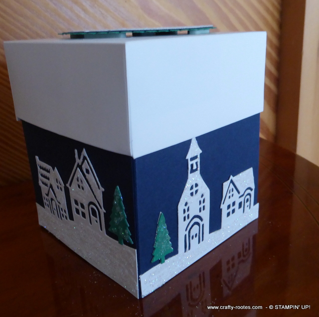 Wintery box
