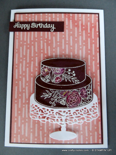 Cake Soiree by Stampin' Up!