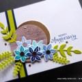 Virant floral card