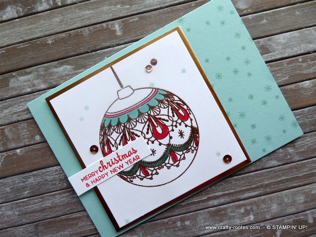 Beautiful bauble christmas card crafty rootes christmas card using beautiful bauble stamp set m4hsunfo