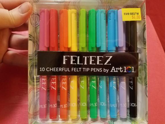 Felteez Pen Review