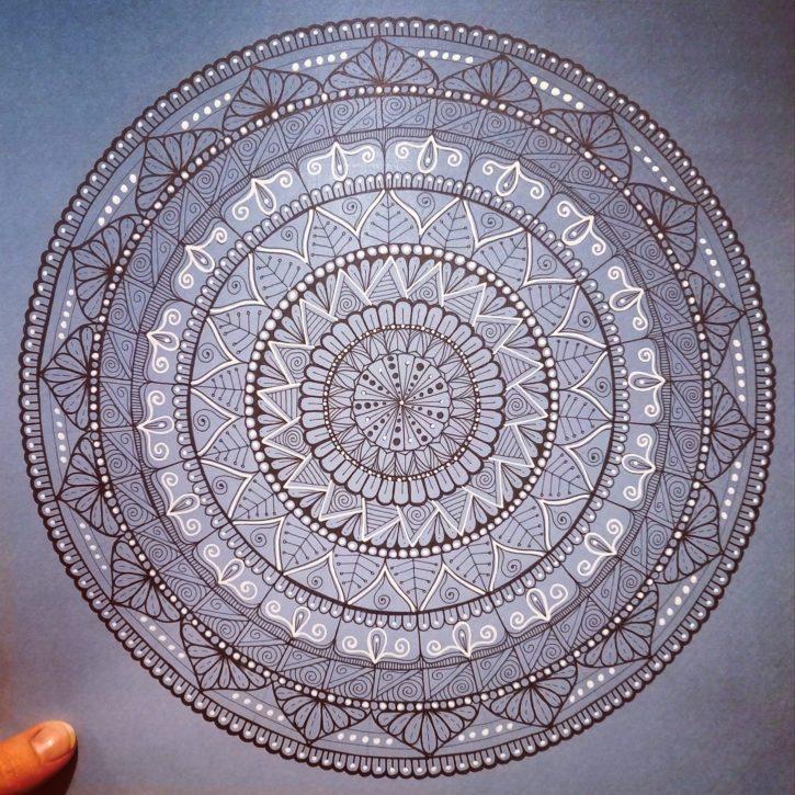 Mandala Collection I, Mandala 1