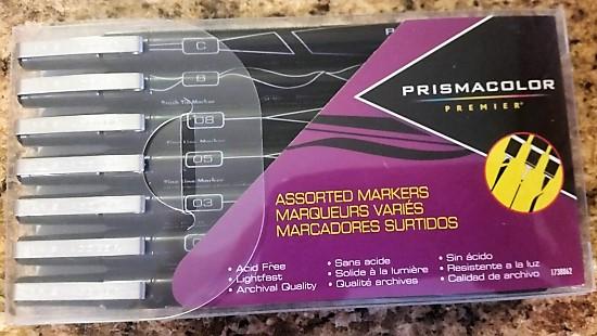 Prismacolor Premier Marker Review