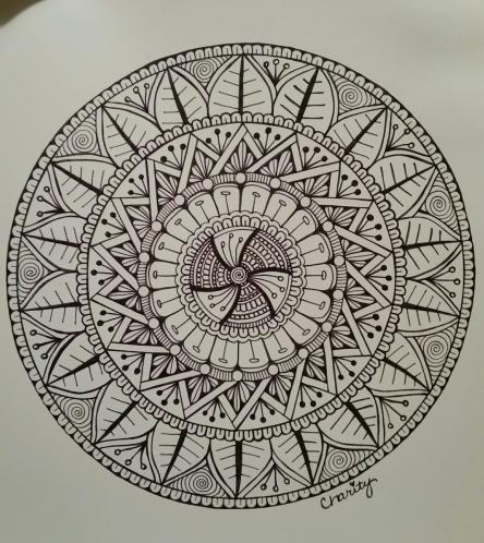 Mandala - Step by Step