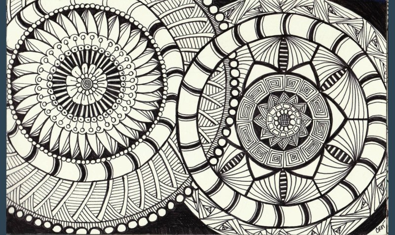 Interlocking Mandalas