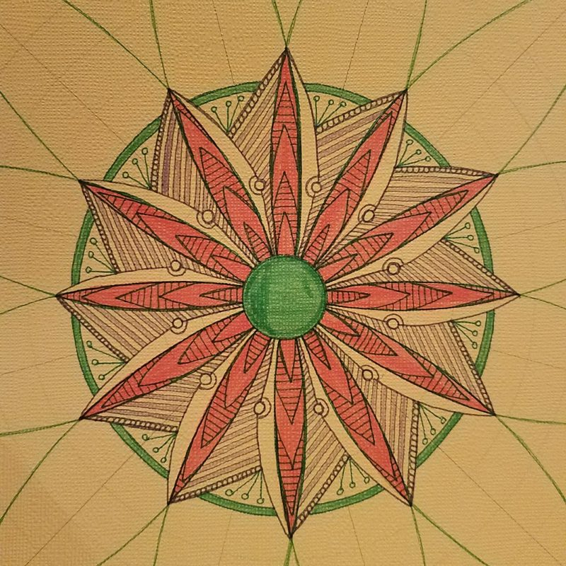 Mandala Collection II, Mandala 2