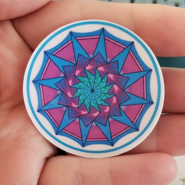 Deep Purple Mandala