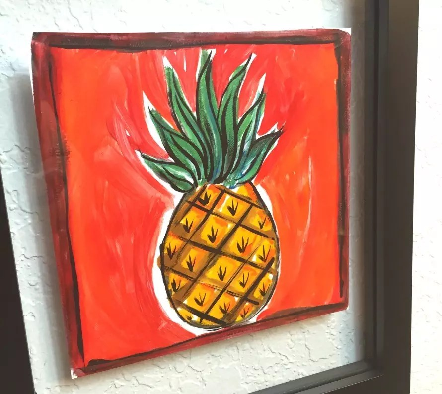 pineapple-monoprint1