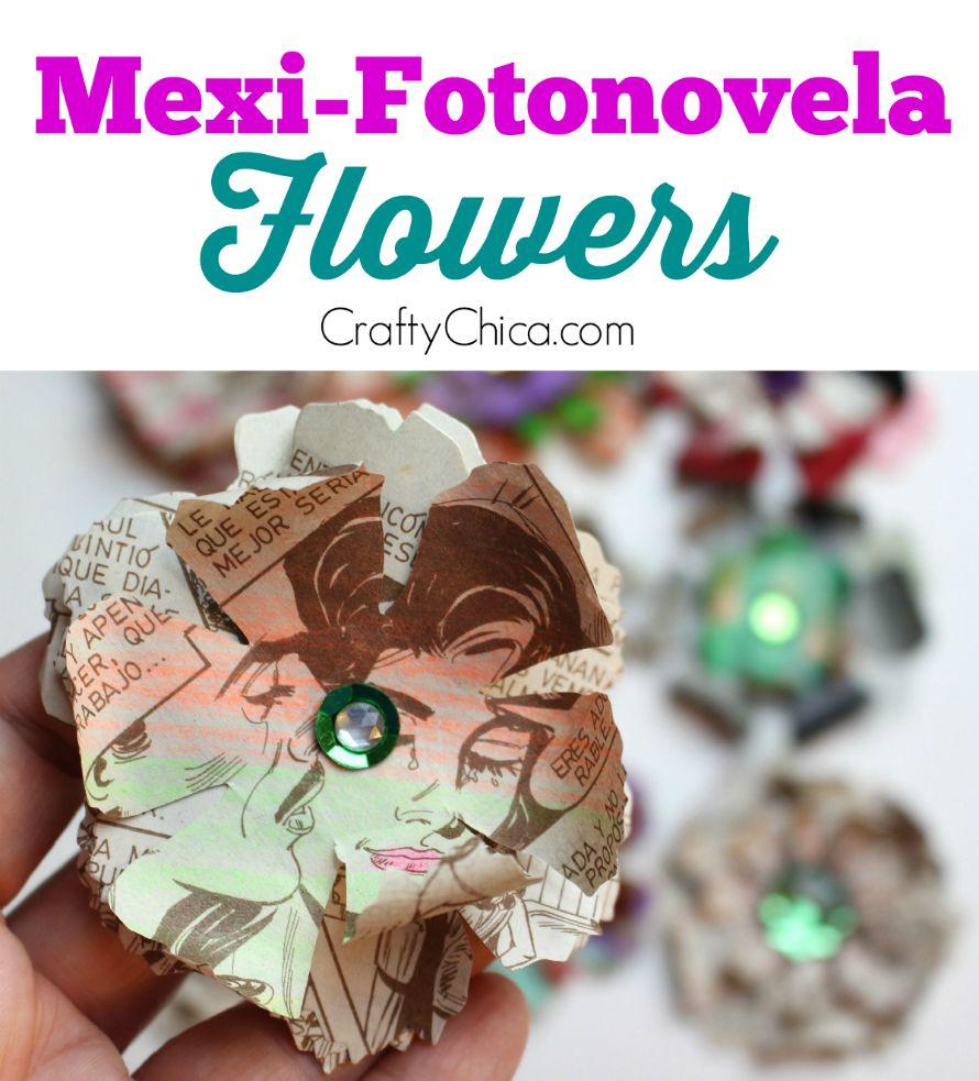 fotonovela-flowers