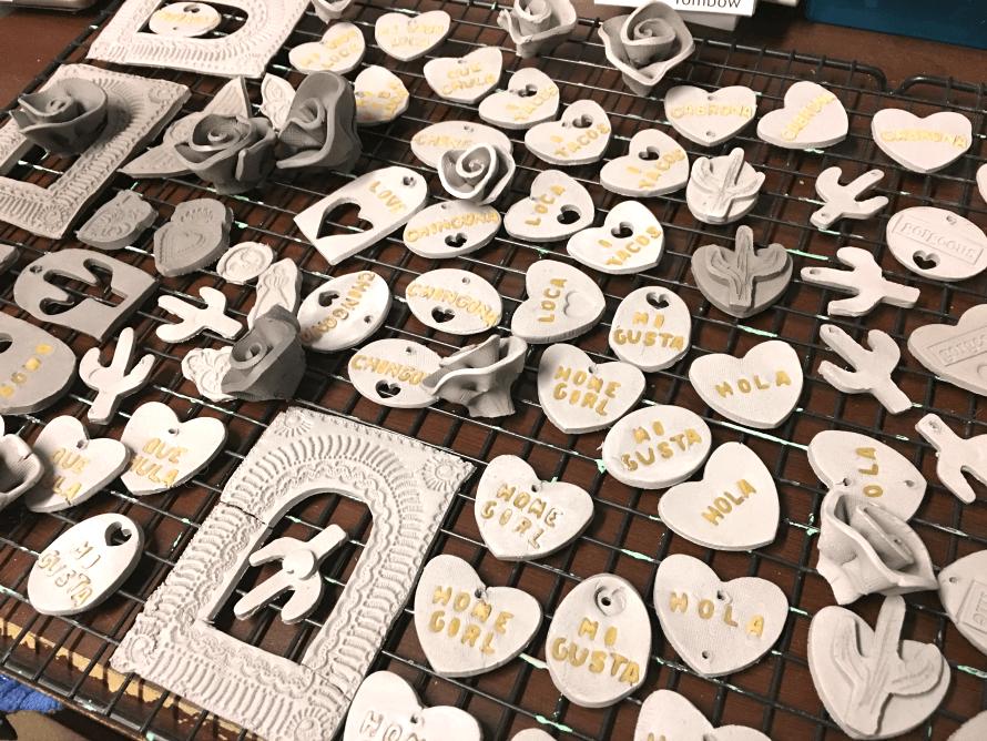 clay-pieces