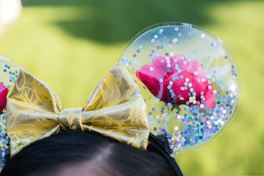 Beauty and the Beast enchanted Ears