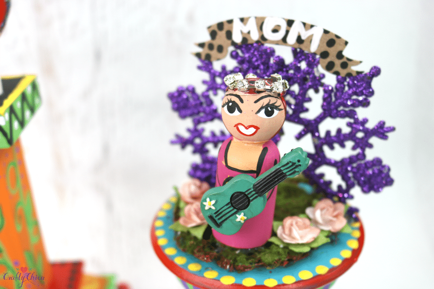 Mother's Day Shrines by Crafty Chica