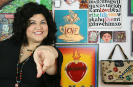 Kathy Cano-Murillo, Crafty Chica consulting