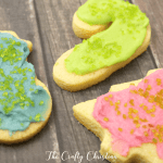 Want to indulge in a little bit of Christmas spirit without completely derailing your healing?  Look no further than these Frosted Keto Christmas Cookies to hit the spot without making you hit a wall!