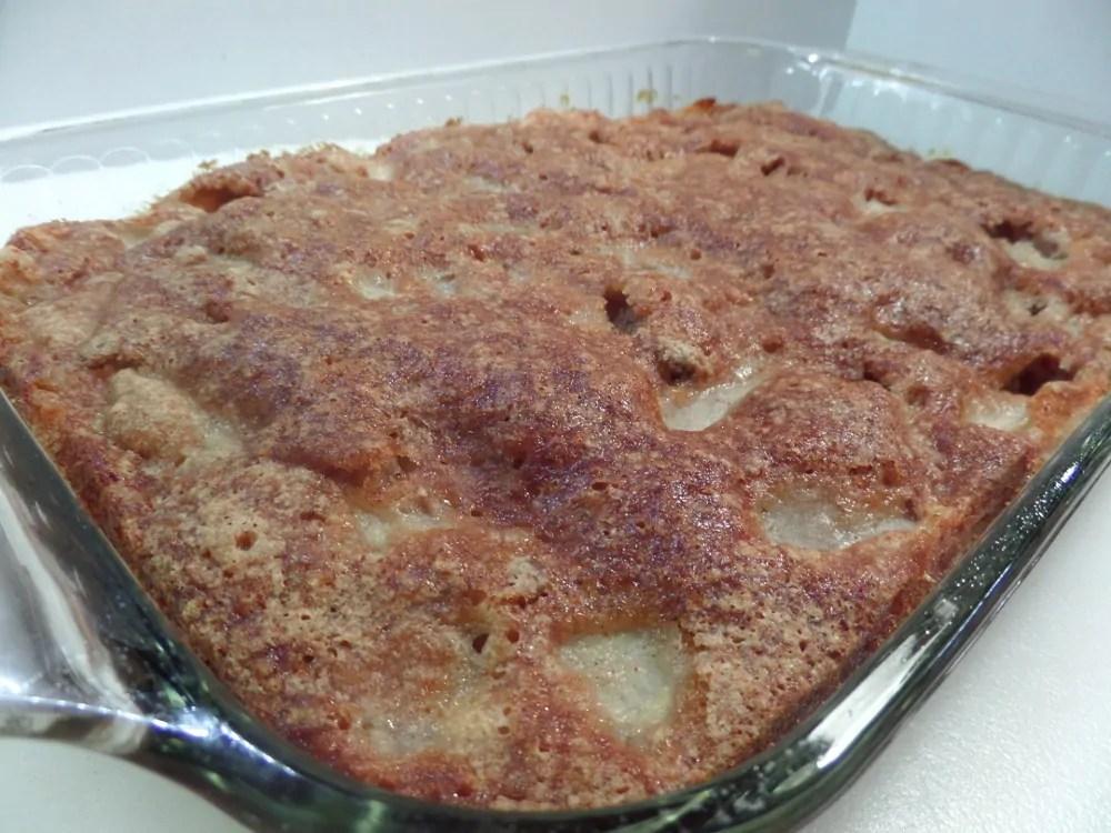 Lemon Pineapple Upside Down Cake