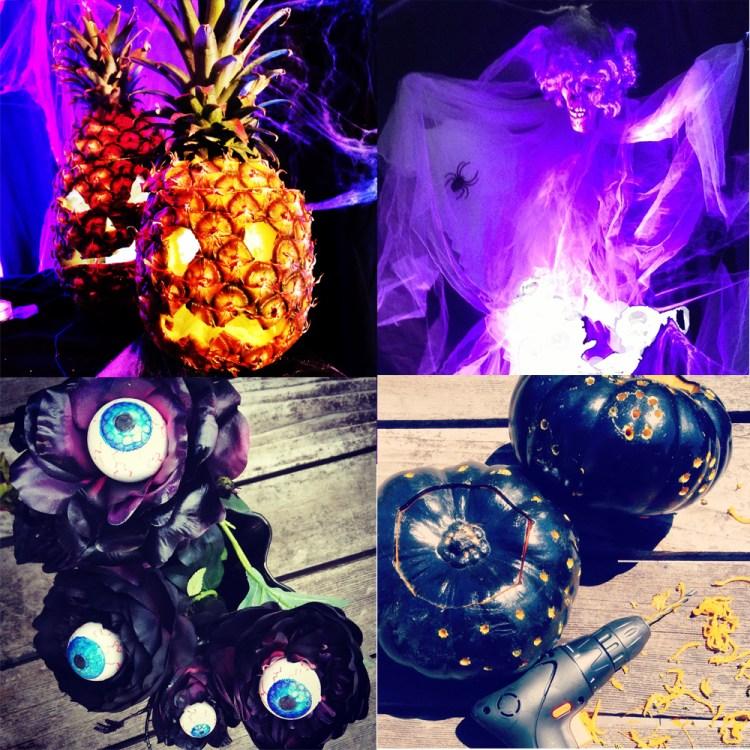 Creepy Cool DIY Halloween Decorations