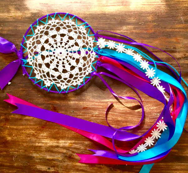 DOILY Dream Catcher DIY 7