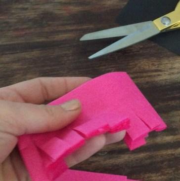 DIY Flamingo Piñata 6