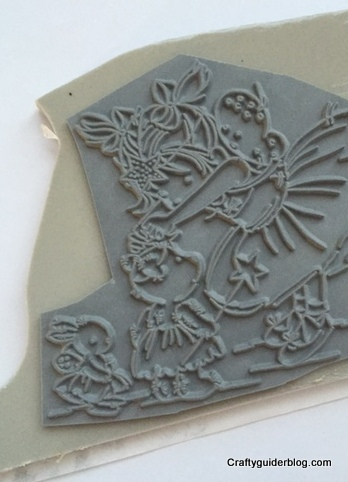 Tutorial: How to mount an unmounted rubber stamp ...