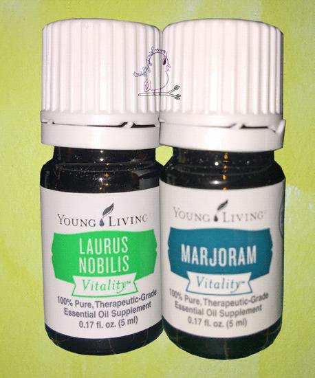Vitality vs. Regular Essential Oils Bottles Part 4 -- Visit CraftyJBird.com for more info...