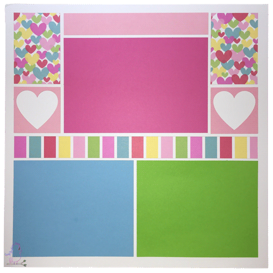 Mosaic Moments Sweethearts -- Visit CraftyJBird.com for more info...