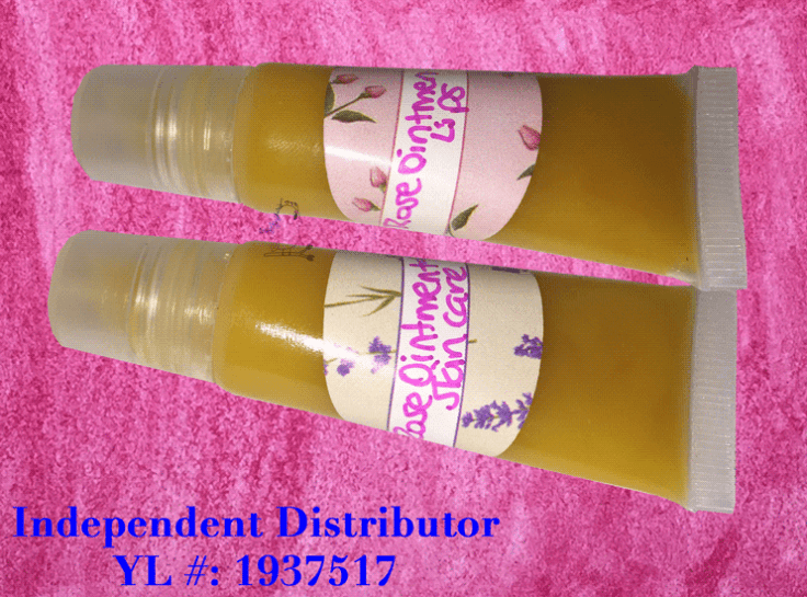 Young Living's Rose Ointment -- Visit CraftyJBird.com for more info...