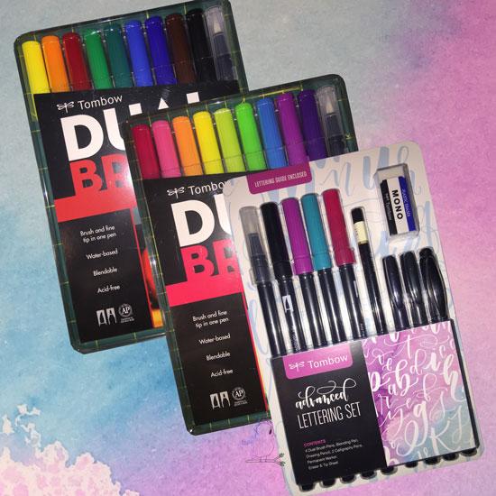 Pens, Pens, and More Pens -- Visit CraftyJBird.com for more info...