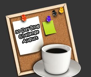 #30DayBlogChallenge on My Crafty Life   Day 20