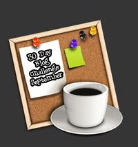 #30DayBlogChallenge on My Crafty Life   Day 28
