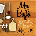 May Buffet Give Away Event | 25 Dollar The Container Store Gift Card {ends 5/15}