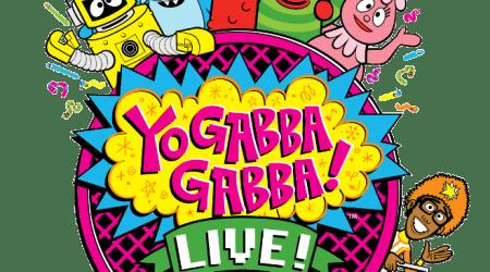 Yo Gabba Gabba! Live! Get The Sillies Out! #yogabbagabba