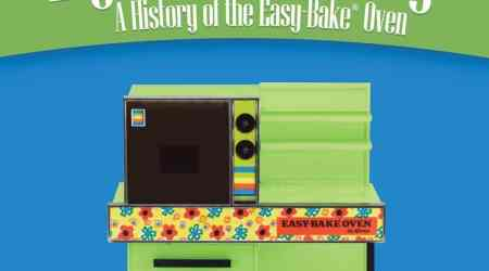 Light Bulb Baking: A History of the Easy Bake® Oven by Todd Coopee #bookreview