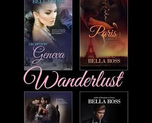 Wanderlust by Bella Ross #giveaway