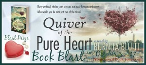 QUIVER OF THE PURE HEART by Burnita Bluitt @burnitabluitt #giveaway