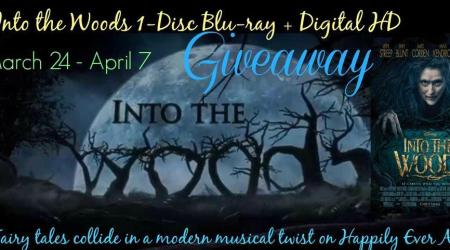Into The Woods #giveaway {ends 4/7}